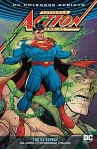 Action Comics TP the Oz Effect