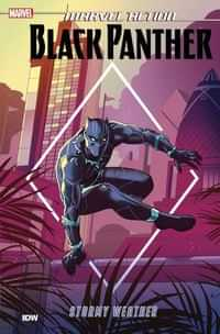 Marvel Action Black Panther TP Stormy Weather
