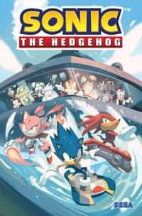 Sonic The Hedgehog TP Battle For Angel Island