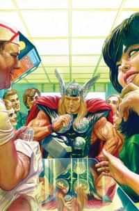 Thor #13 Variant Alex Ross Marvels 25th