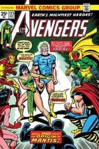 True Believers One-Shot Avengers Origin of Mantis