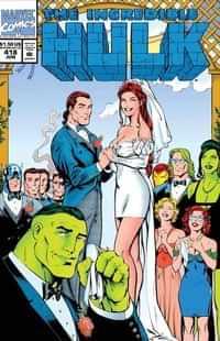 True Believers One-Shot Hulk Wedding of Rick Jones