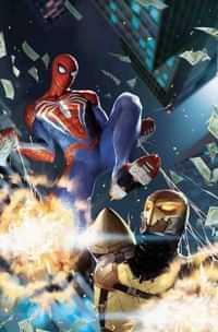 Spider-Man City At War #3 Variant Gang Hyuk Lim