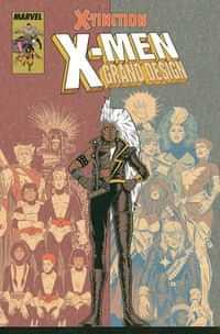 X-men Grand Design Xtinction 1 of 2