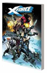 X-Force TP 2019 Sins of Past