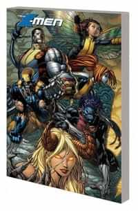 New X-Men TP Quest For Magik Complete Collection