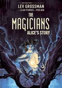 The Magicians Original Graphic Novel: Alice's Story HC
