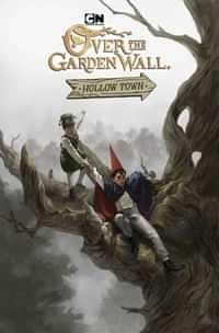 Over Garden Wall TP Hollow Town