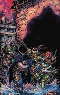 Batman Teenage Mutant Ninja Turtles III #3 CVR B