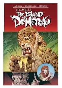HG Wells the Island of Dr Moreau #1