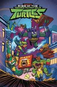 TMNT TP Rise of the TMNT Big Reveal