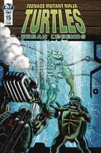 TMNT Urban Legends #15 CVR A Fosco