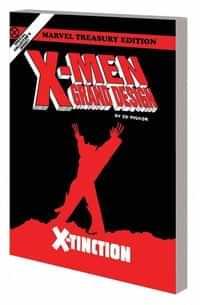 X-Men TP X-Men Grand Design X-Tinction