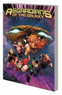 Asgardians of the Galaxy TP War of Realms