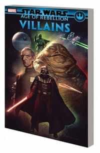 Star Wars TP Age of Rebellion Villains