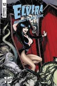 Elvira Mistress Of Dark #12 CVR A Mandrake