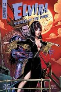 Elvira Mistress Of Dark #12 CVR C Royle