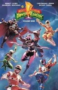 Mighty Morphin Power Rangers TP V9