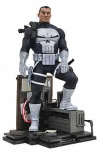 Marvel Gallery PVC Figure Punisher Comic Version