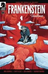 Frankenstein Undone #1 CVR A Stenbeck