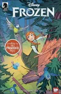 Disney Frozen True Treasure #3 CVR A Petrovich