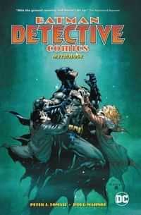 Detective Comics TP Tomasi Mythology