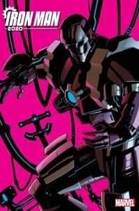 Iron Man 2020 #1