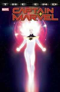 Captain Marvel The End #1
