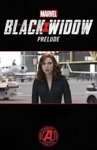 Marvels Black Widow Prelude #1