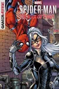 Marvels Spider-Man Black Cat Strikes #1 Variant Nauck