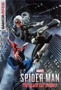Marvels Spider-Man Black Cat Strikes #1 Variant Granov Game