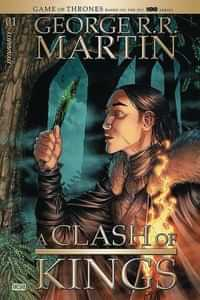 George RR Martin A Clash Of Kings #1 CVR A Miller