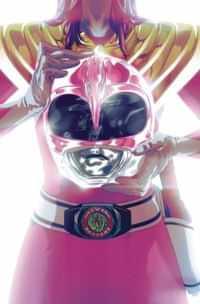 Mighty Morphin Power Rangers #47 CVR C Foil Montes