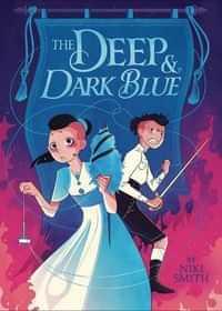 Deep and Dark Blue GN