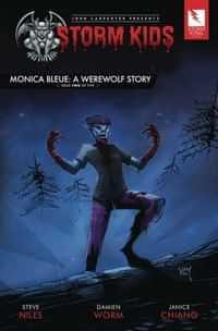 Storm Kids Monica Bleue Werewolf Story #2