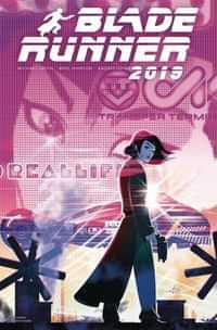 Blade Runner 2019 #6 CVR A Hughes