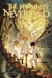 Promised Neverland GN V13