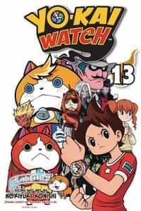 Yo-kai Watch GN V13