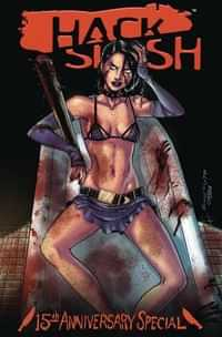 Hack Slash One-Shot 15th Annv Celebration CVR B Seeley