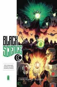 Black Science HC Premiere Edition V3