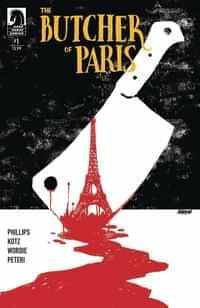 Butcher of Paris #1