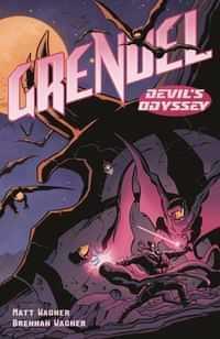 Grendel Devils Odyssey #3 CVR B Schkade