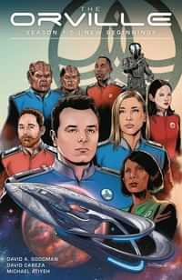 Orville TP Season 1.5 New Beginnings