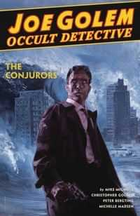 Joe Golem Occult Detective HC V4