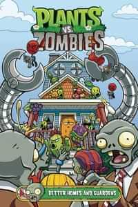 Plants Vs Zombies HC Better Homes and Guardens