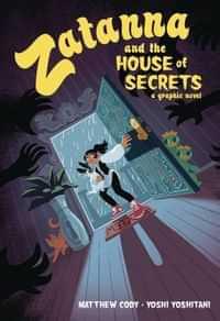 Zatanna GN Zatanna and the House of Secrets