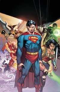 Action Comics #1018 CVR A