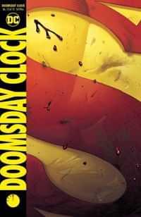 Doomsday Clock #12 CVR A