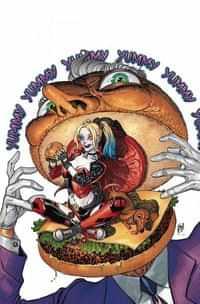 Harley Quinn #69 CVR A
