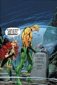 Aquaman HC Death of a Prince Deluxe Edition